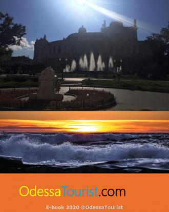 Odessa cover